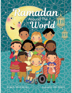 Ramadan Around The World-Islamic Books-Crescent Moon Store-Crescent Moon Store