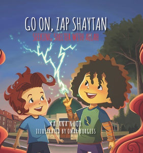 Go On, Zap Shaytan: Seeking Shelter With Allah-Islamic Books-Kube Publishing-Crescent Moon Store