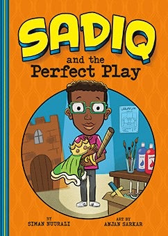 Sadiq and the Perfect Play-Islamic Books-Picture Window Books-Crescent Moon Store