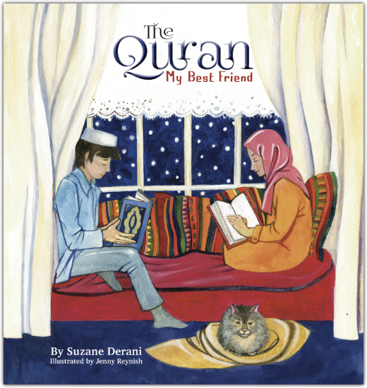 The Quran: My Best Friend-Islamic Books-Prolance-Crescent Moon Store
