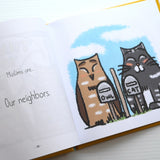 Owl & Cat: Muslims Are…