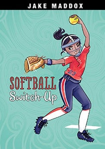 Softball Switch-Up-Islamic Books-Stone Arch Books-Crescent Moon Store