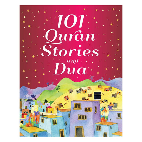 101 Quran Stories and Dua-Islamic Books-Goodword-Crescent Moon Store