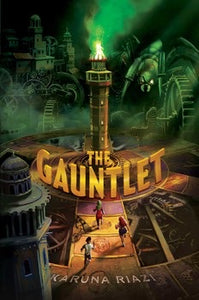 The Gaunlet-Adult Book-Simon & Schuster-Crescent Moon Store