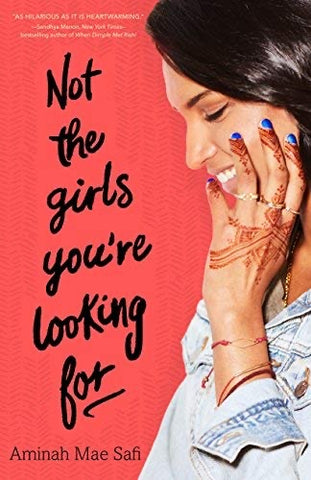 Not The Girls You're Looking For-Islamic Books-Simon & Schuster-Crescent Moon Store