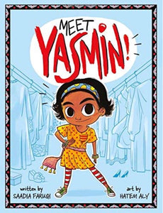 Meet Yasmin!-Islamic Books-Picture Window Books-Crescent Moon Store