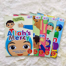 The Signs Of Allah's Mercy Series-Islamic Books-Ummi Publications-Crescent Moon Store