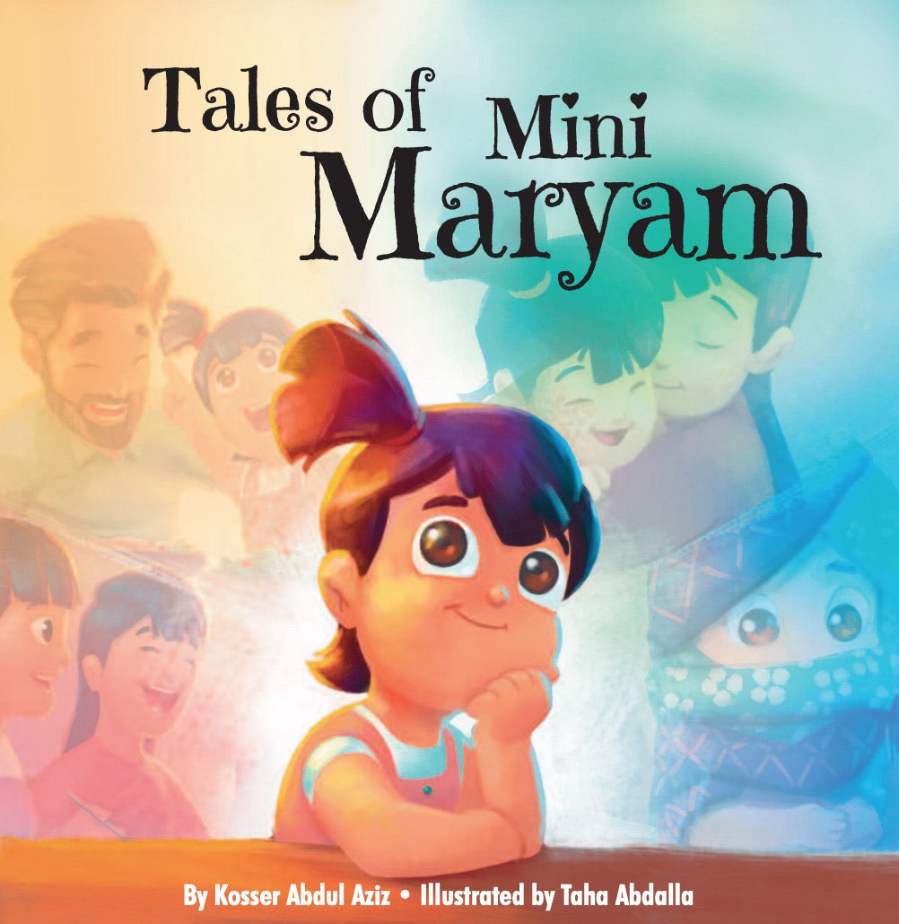 Tales of Mini Maryam-Islamic Books-Kube Publishing-Crescent Moon Store