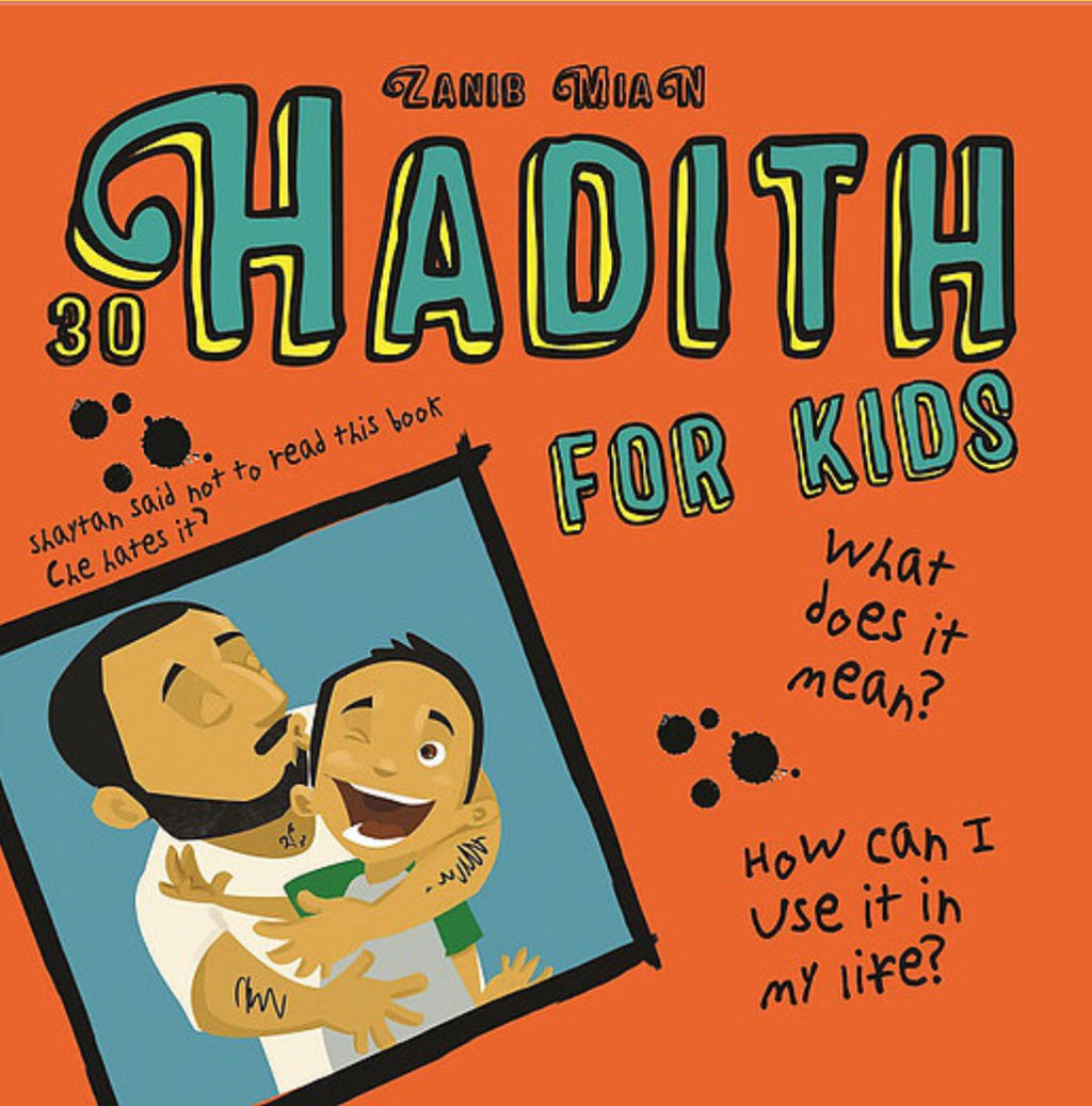 30 Hadith for Kids Book-Islamic Books-Muslim Children's Books UK-Crescent Moon Store