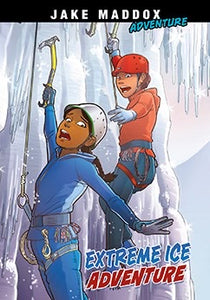 Extreme Ice Adventure-Islamic Books-Stone Arch Books-Crescent Moon Store