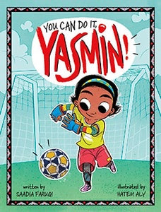 You Can Do It, Yasmin!-Islamic Books-Picture Window Books-Crescent Moon Store