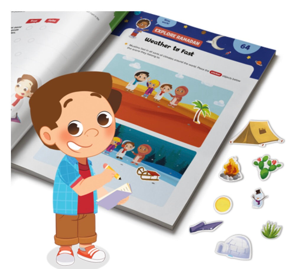Best Islamic Activity Books