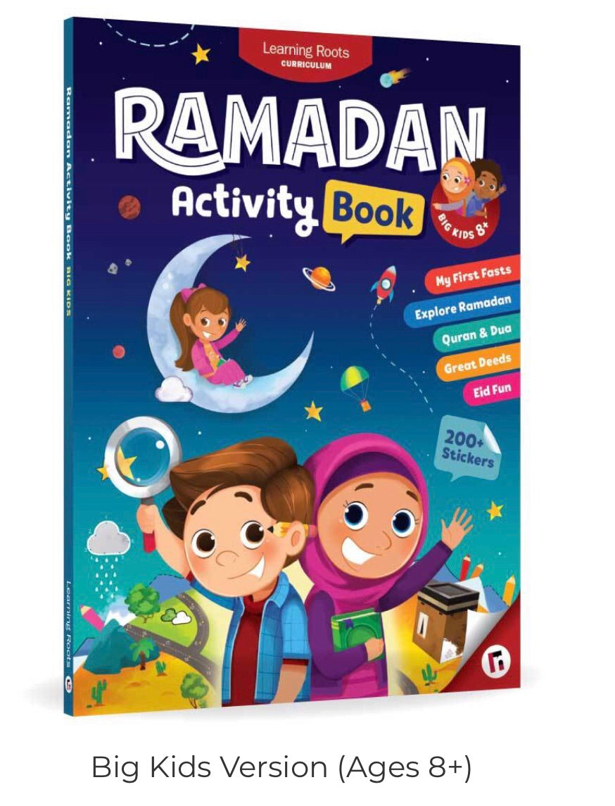 Ramadan Activities For Kids