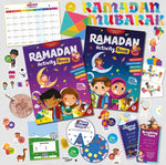 Load image into Gallery viewer, Ramadan Activity Book