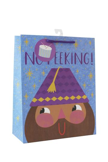 No Peeking Gift Bag | Large-Stationary-Hello Holy Days-Crescent Moon Store