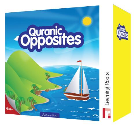 Quranic Opposites (Puzzle)-Toys & Games-Learning Roots-Crescent Moon Store