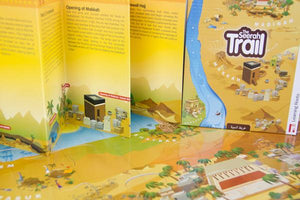 The Seerah Trail (Puzzle) - Crescent Moon Store