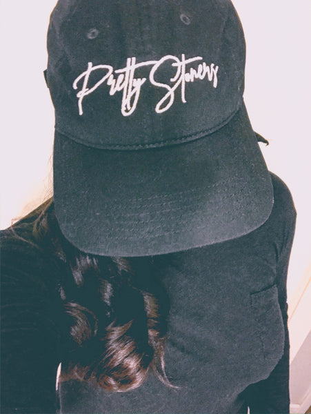 PRE-ORDER Pretty Stoners everyday dad hat