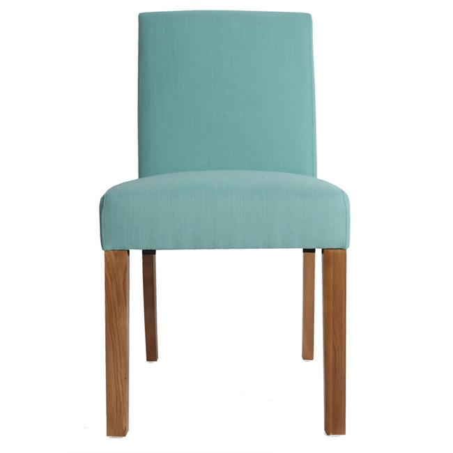 Tom Dining Chair Sage (FlatPacked) oak wash legs