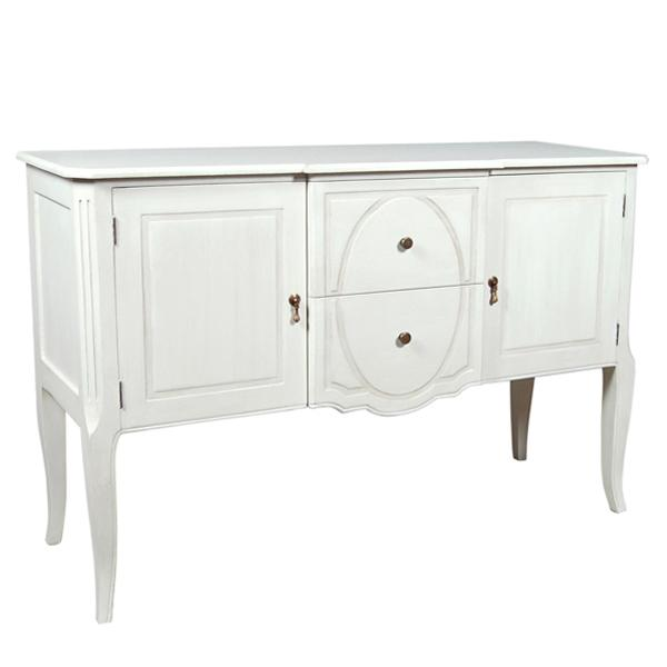 Chester Painted Sideboard 2Dr 2Do