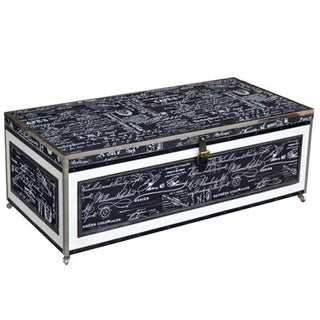 Monte Carlo Script LRG StorageTrunk CHROME TRIM BED END