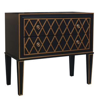 Criss Cross Chest of Drawers