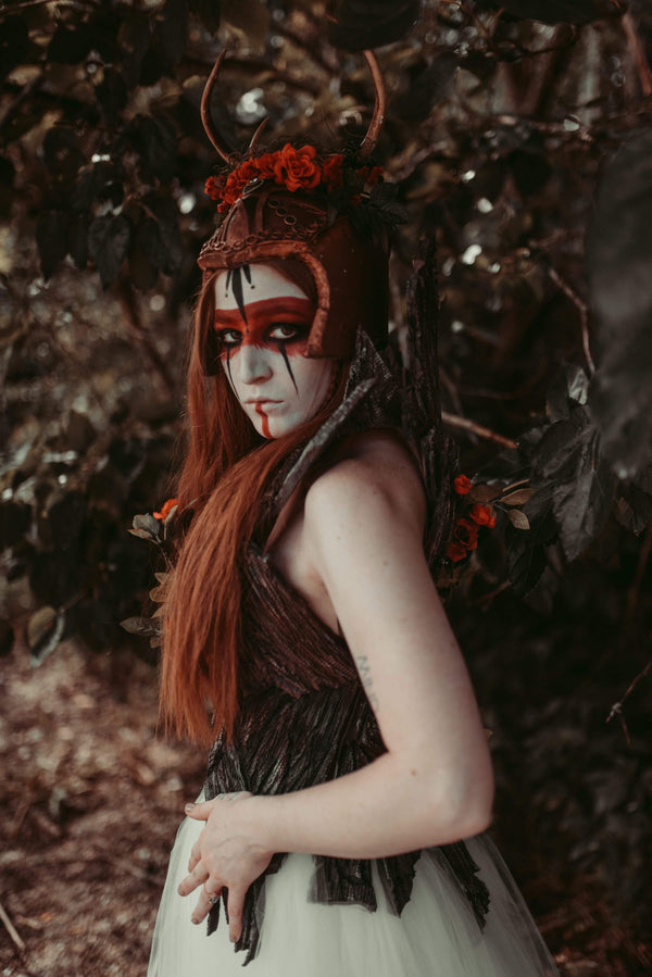 Ashley Gates Wild Tree Goddess Warrior