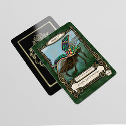 1/1 Flying Deathtouch Insect Token