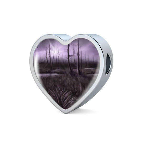 Swamp Heart Pendant