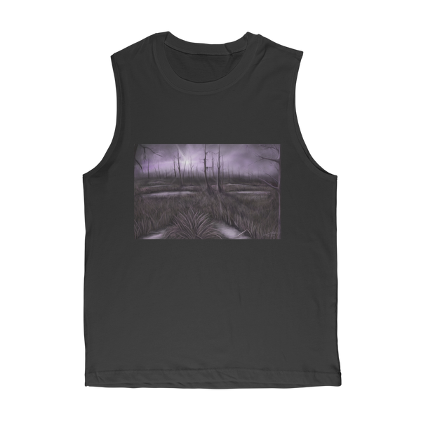 Swamp Art Classic Adult Muscle Top