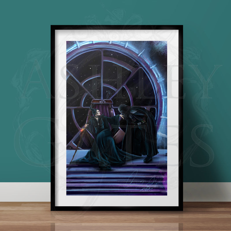 """Long Live The Empress"" Print"