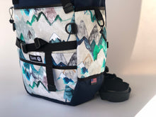 4.0 BackPack Navy + MTNS Print