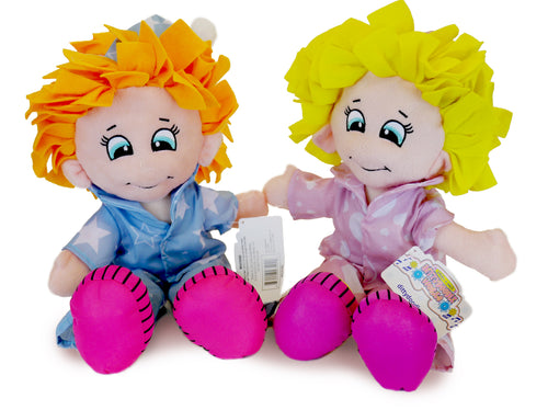 Bedtime Sheira & Loli - Pajama Party Twin Gift Set