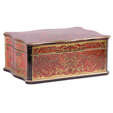 Load image into Gallery viewer, Boulle Box by Tahan of Paris. France, c.1840
