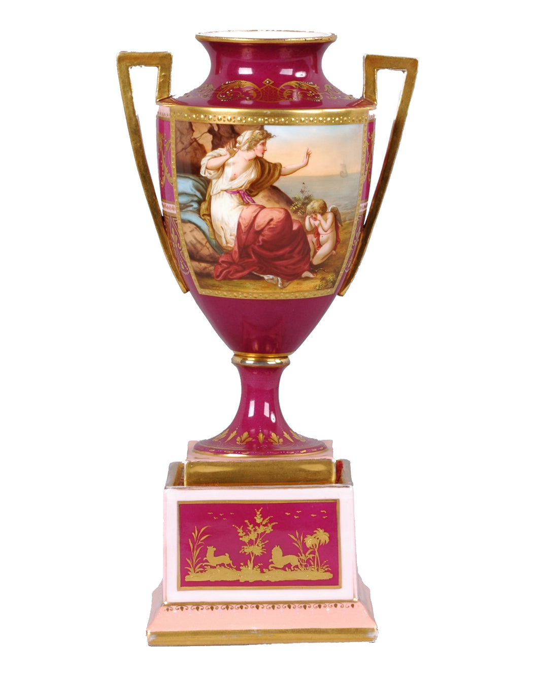 Royal Vienna Urn
