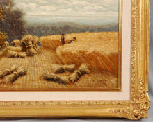 Load image into Gallery viewer, Oil Painting on Canvas by Henry Livens, England