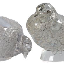 Load image into Gallery viewer, Lalique Pigeons Pre-war