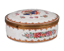 Load image into Gallery viewer, Samson Round Porcelain Box