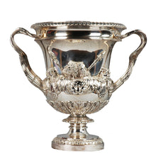 Load image into Gallery viewer, Large Elkington & Co. Sterling Silver Urn, England, c.1901