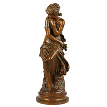 Load image into Gallery viewer, Bronze Sculpture of Venus at her bath by Mathurin Moreau, France, c.1860