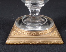 Load image into Gallery viewer, Daum Nancy Crystal Vase, Signed, France, c.1900