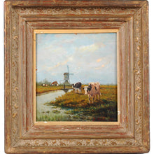 Load image into Gallery viewer, Oil Painting on Board by Dutch artist Jacob Maris