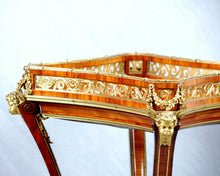 Load image into Gallery viewer, Louis XVI style Guéridon table ormolu mounted, France, c.1825