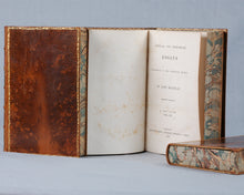 Load image into Gallery viewer, 3 Volume Full Leather set of Macaulay's Essays