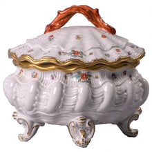 Load image into Gallery viewer, Meissen Swan Service Porcelain Tureen, Germany, c.1860