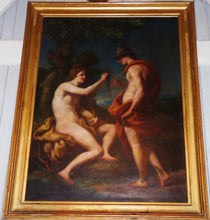 Load image into Gallery viewer, Pair of Large Oil Paintings – 18th Century Italian