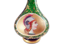 Load image into Gallery viewer, Moser Portrait Vase, Bohemia, c.1890
