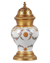 Load image into Gallery viewer, Antique Sèvres porcelain and ormolu incense burner, France