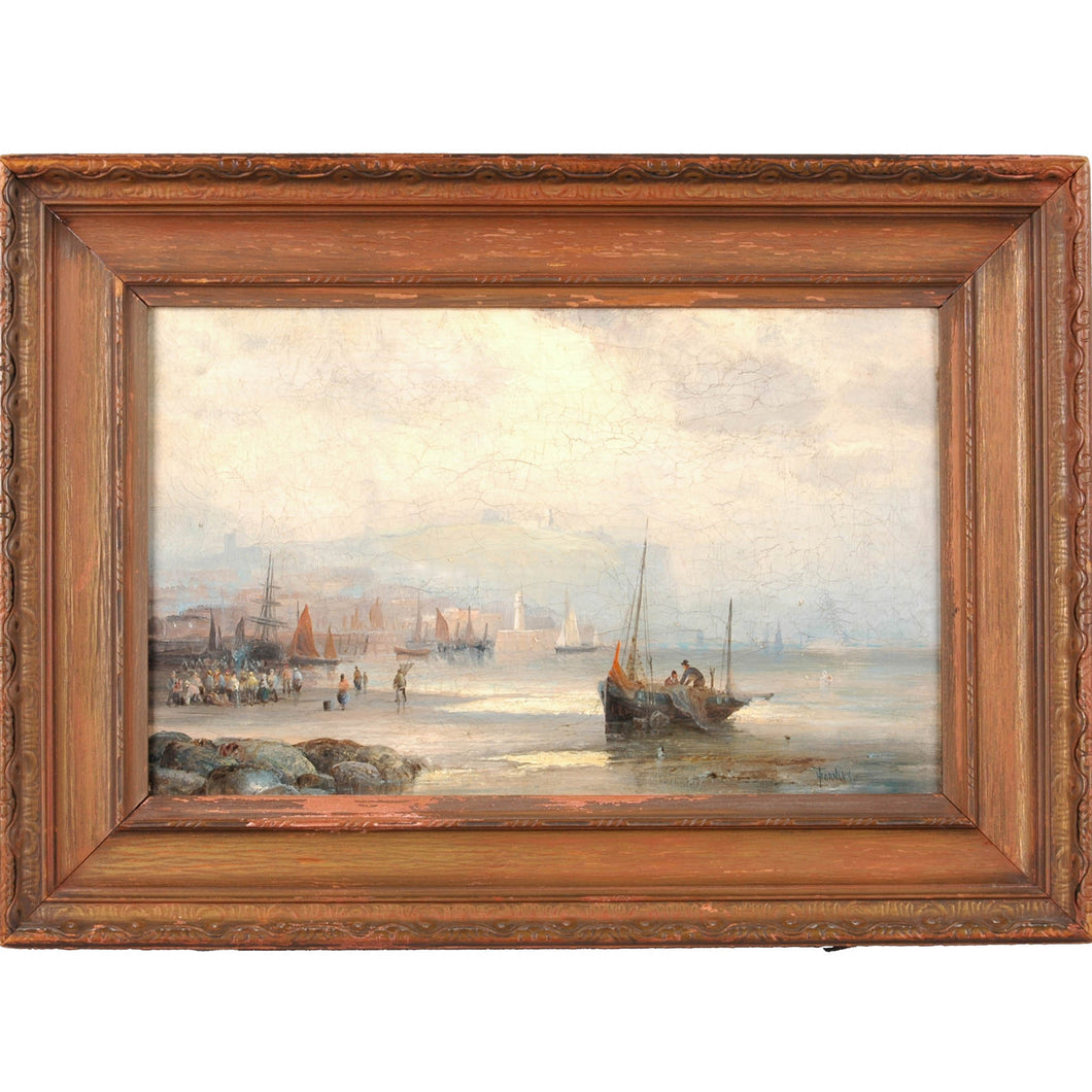 Oil Painting by William Thornley, England, c.1880