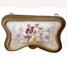 Load image into Gallery viewer, Viennese Enamel Patch Box